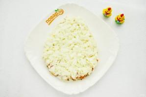 """Салат """"Яйцо пасхальное"""" - фото шаг 5"""