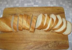 Бутерброды с сайрой и яйцом - фото шаг 3