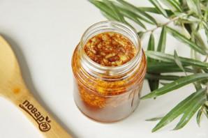 Облепиха с медом на зиму - фото шаг 9
