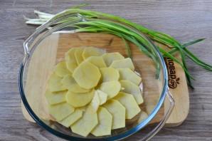 Картофельный гратен с мясом - фото шаг 4