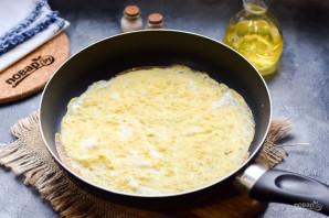 Рецепт завтрака из яиц