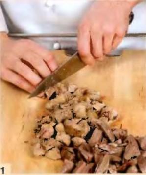 Рассольник из куриных потрошков - фото шаг 1