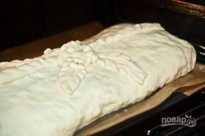 Тесто для мясного пирога - фото шаг 10