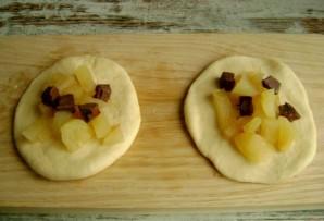 Пирожки жареные дрожжевые - фото шаг 7
