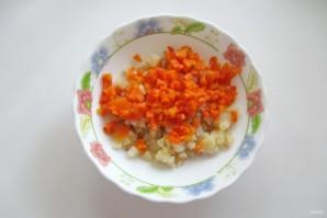 Винегрет с зеленой фасолью - фото шаг 2