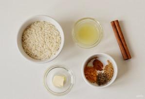 Нимбу чавал (лимонный рис) - фото шаг 1