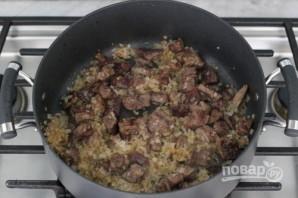 Плов из говядины по-узбекски - фото шаг 3