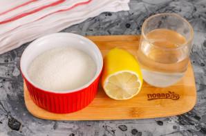 Сироп для бисквита - фото шаг 1