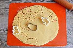 Зоологическое печенье