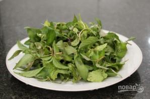 Салат из вареной курицы - фото шаг 3
