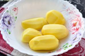 Молодой картофель с укропом - фото шаг 2
