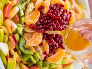 Зимний фруктовый салат - фото шаг 4