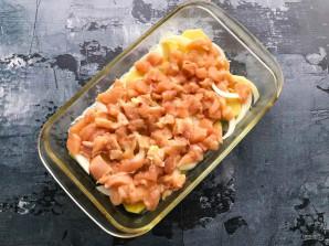Куриная запеканка с овощами - фото шаг 4