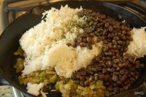 Гарнир из риса и фасоли - фото шаг 4