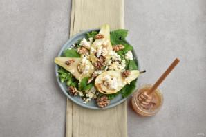 Салат с грушей - фото шаг 5