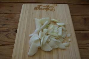 Грудка с помидорами и сыром - фото шаг 1