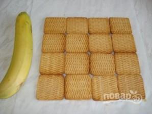 Пирог из печенья и творога без выпечки - фото шаг 2