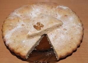 Пирог-минутка в духовке - фото шаг 7