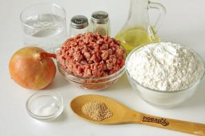 Пышные беляши на сковороде - фото шаг 1