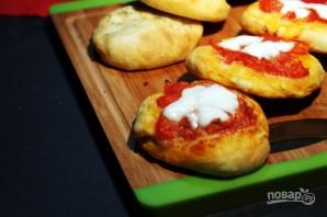 Быстрые мини пиццы - фото шаг 7