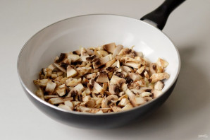 Паштет из чечевицы и грибов - фото шаг 4