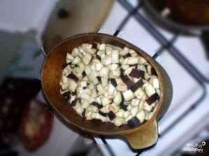 Рагу из баклажанов и кабачков - фото шаг 4