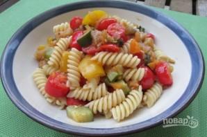 Паста с овощным рагу - фото шаг 7