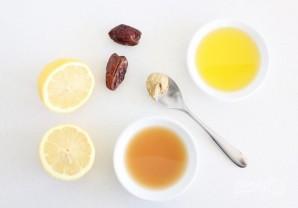 Маринованный лук для шашлыка с лимоном - фото шаг 2