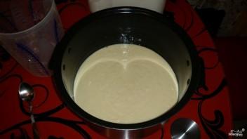 Манник на йогурте - фото шаг 2