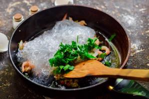 Лапша с креветками по-тайски - фото шаг 6