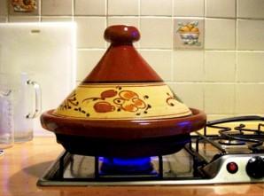 Тажин марокканский с говядиной  - фото шаг 7
