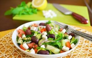 Салат по-турецки - фото шаг 3