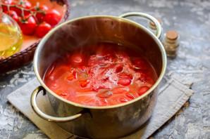 Перец с томатным соусом - фото шаг 6