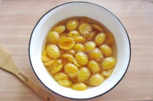 Варенье из абрикосов с лимонной кислотой - фото шаг 8