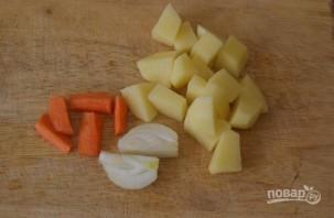 Картофельное пюре для прикорма - фото шаг 1