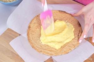 Миндальный торт (как в Ikea) - фото шаг 5
