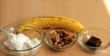 """Банановые конфеты """"Домашние"""" - фото шаг 1"""
