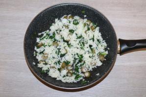 Рис с оливками - фото шаг 8