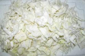 Вкусная капуста с грибами на зиму - фото шаг 4