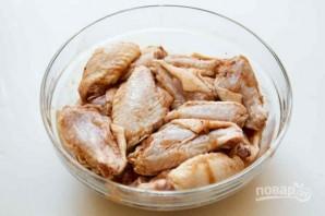 Куриные крылья в маринаде - фото шаг 3
