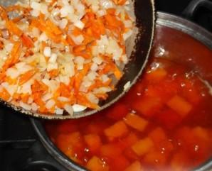 Свекольник рецепт классический с мясом - фото шаг 4