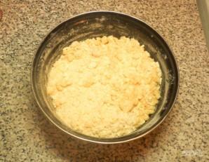 Песочный торт с заварным кремом - фото шаг 2