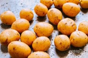 Говяжьи ребрышки с картофелем - фото шаг 3
