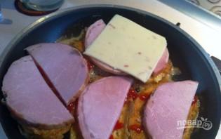 Жареные горячие бутерброды в льезоне - фото шаг 5