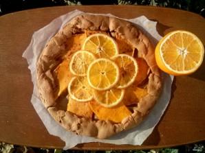 Тыквенный пирог с апельсином - фото шаг 9