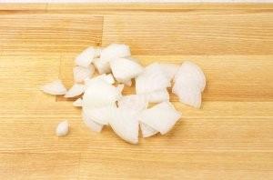 Салат к запеченной семге - фото шаг 6