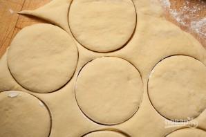 Пончики с очень вкусной начинкой - фото шаг 8