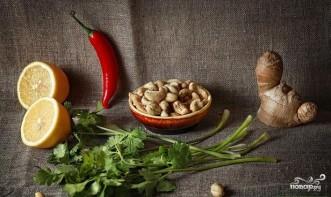 Вегетарианские зразы - фото шаг 2