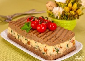 Печеночный паштет с сыром - фото шаг 7