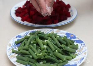 Свекольный салат без майонеза - фото шаг 1